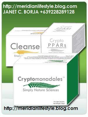 Detox Your Home Mobile Collection by Noble Products Cleanse Ppars Cryptomonadales