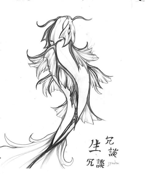 koi fish dragon tattoo ideas pinterest dragon koi