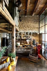 Italian Home Decorations by Italian Rustic Spaces Panda S House