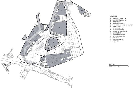 zaha hadid floor plan gallery of dongdaemun design plaza zaha hadid architects 21