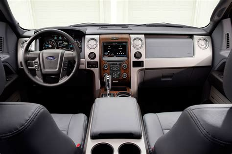 ford bronco 2015 interior refreshing or revolting 2015 ford f 150 photo gallery