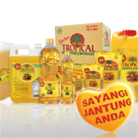 Minyak Goreng Tropical 500ml welcome to pt bina karya prima bkp