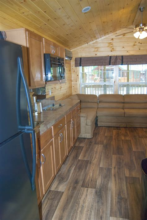 Frontier Town Cabin Rentals by Deluxe Park Model Cabin Frontier Town Cground Md