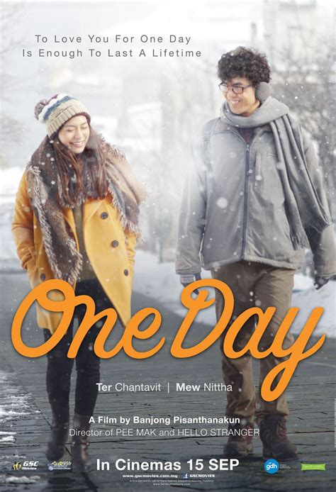 film one day full movie one day romantic movies gsc movies malaysia