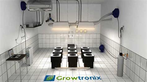 grow room generator growtronix