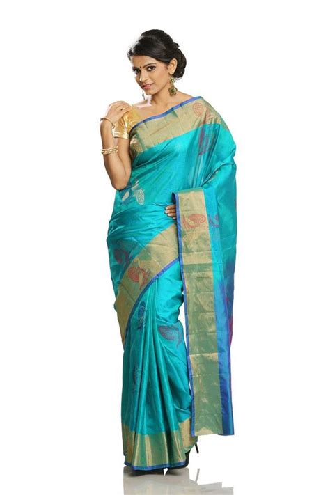 peacock green color peacock green colour saree www imgkid the image