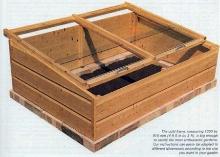 cold frame   sufficiency diy info zone