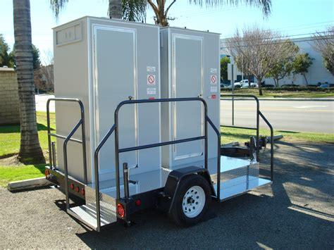 porta potty with vip restrooms porta potties restroom shower trailers