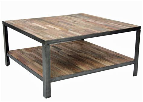 reclaimed boat shelf reclaimed fishing boat wood square coffee table with lower