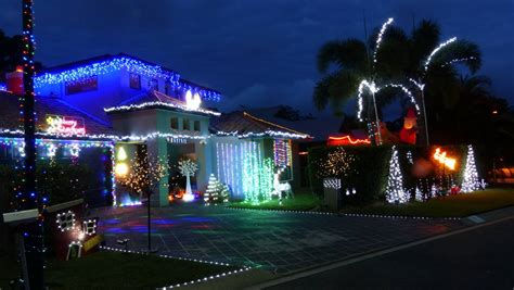 christmas lights aglow across the redlands update