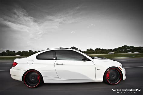 modified bmw 3 series bmw 3 series with custom vossen vvs 084 wheels bmw 3