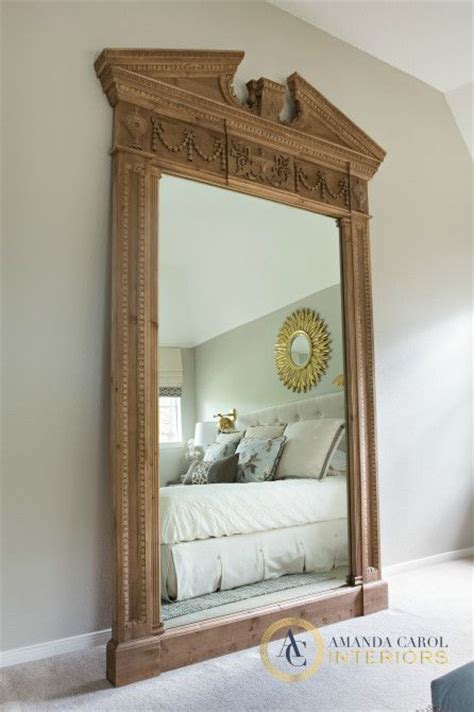 restoration hardware floor mirror home sweet home