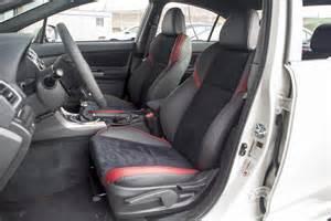 Subaru Wrx Seats 2015 Subaru Wrx Sti Flash Drives