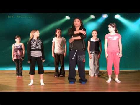 tutorial dance hip hop step by step hip hop dance tutorial for beginners step by step for kids