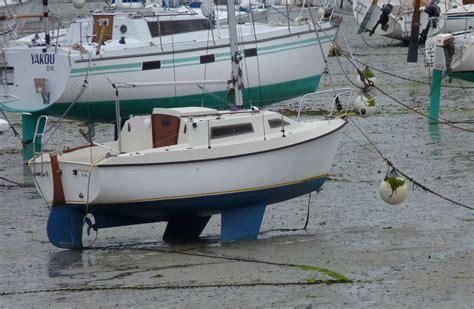 sailboats keels double keel skeg