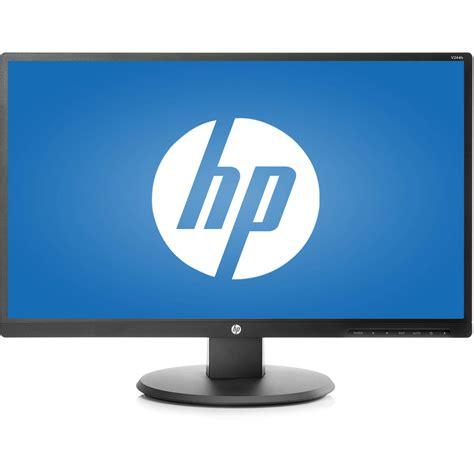 Monitor Hp 24 V244h hp led monitor v244h 24 quot black elevenia