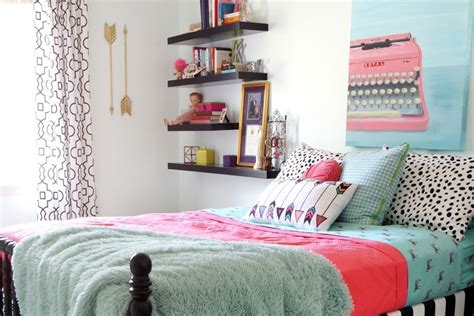 stylish teen bedrooms teen vogue