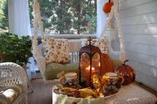 how to decorate your porch for fall decorating the porch for fall or autumn