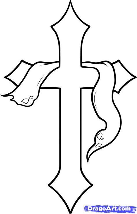 Crosses To Color   AZ Coloring Pages