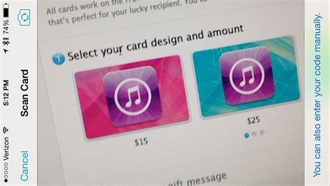 How To Scan Gift Cards - 25 ios 7 tips tricks and hidden features
