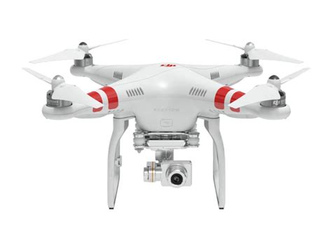 dji phantom 2 vision plus helicam drone quadcopter on