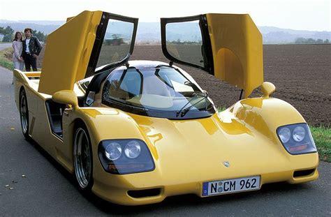 Porsche D 8348 c porsche 962 lm gt by dauer vehicles parking machine
