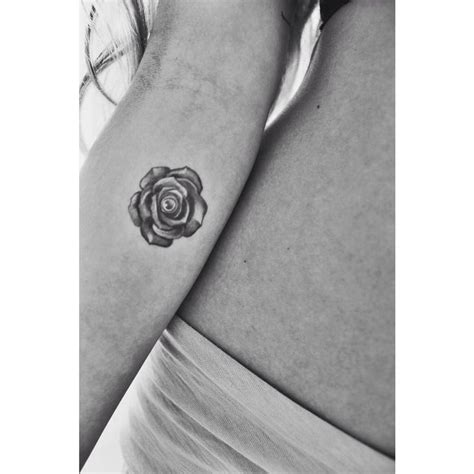 small black rose tattoo ink small inspiration black and white