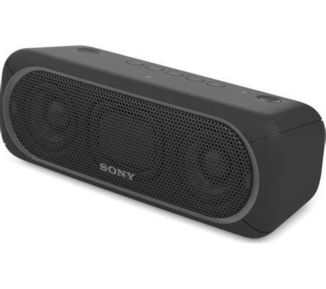 Mini Portable Bluetooth Speaker Bass S302 B buy sony bass srs xb30b portable bluetooth wireless speaker black free delivery currys
