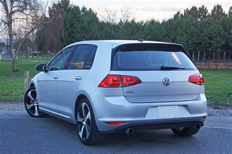 volkswagen gti cost 2016 volkswagen golf gti performance dsg road test review