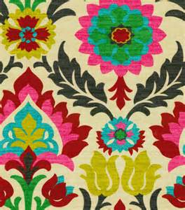 home decor material home decor print fabric waverly santa maria desert flower