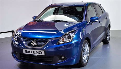 Maruti Suzuki Baleno Price Maruti Suzuki Baleno Specification Features And Price In