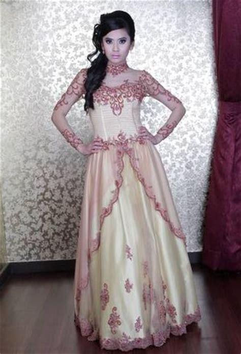 foto gaun pesta muslimah membuat gaun kebaya muslimah cantik dan dress pesta