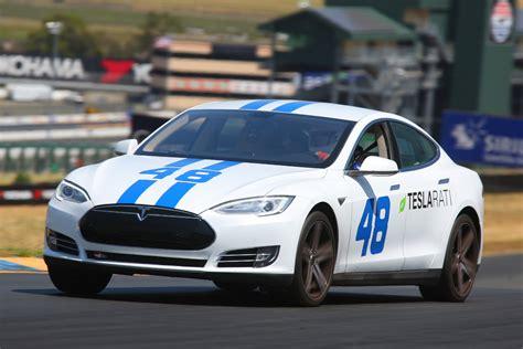Tesla Racing Choosing The Tesla Model S Performance Racing Tire