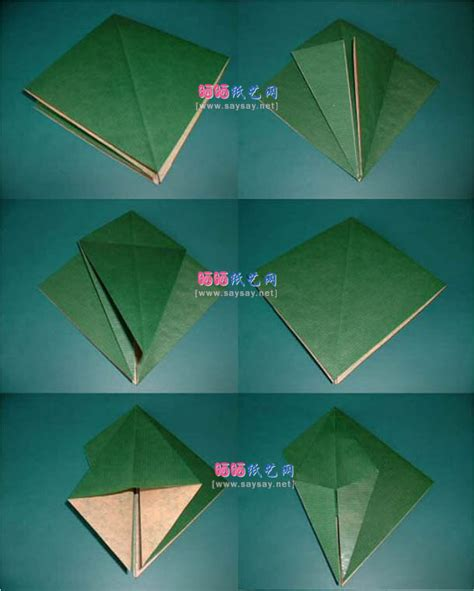 Origami Parrot Step By Step - juravliki ru