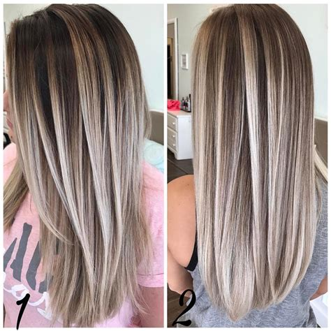 hairstyles for long straight hair with highlights 10 best long hairstyles with straight hair women long