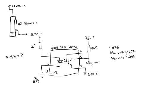 4n35 Photocoupler weaver