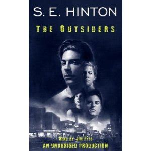 themes in the book the outsiders by se hinton the outsiders by s e hinton the ya train
