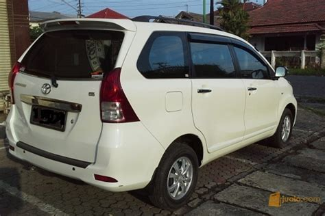 Alarm Mobil All New Avanza toyota all new avanza g manual 2015 putih km 13000 asli