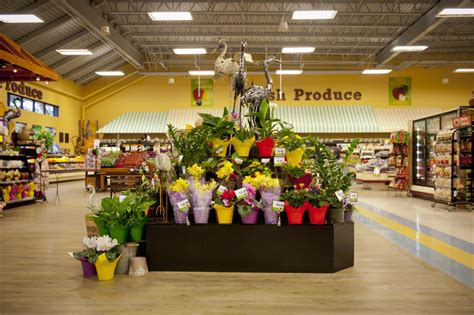 fresh floral country grocer