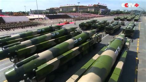 china increases its missile forces while opposing u s missing missile mystery what the pentagon report on china