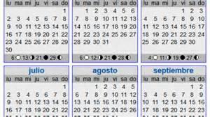 Calendario De Parto 2012 Calendario Lunar 2015 Elembarazo Net
