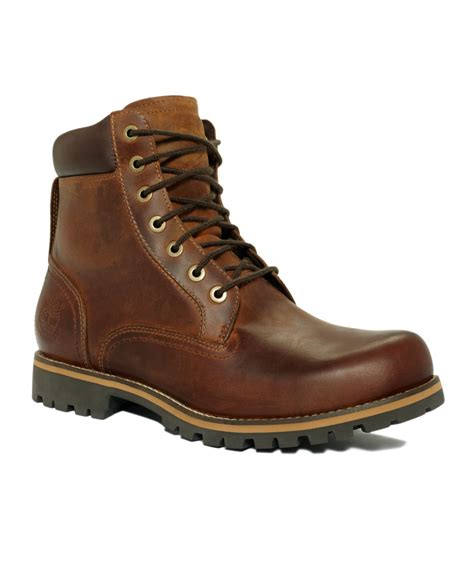 timberlands boots for timberland s earthkeepers rugged waterproof boots in