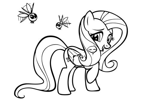 fluttershy my little pony coloring page my little pony my little pony coloring pages fluttershy dringrames org