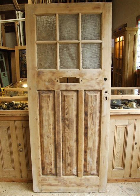 Recycled Front Doors Reclaimed Edwardian Front Doors