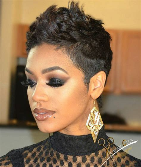 Hairstyles For Black Women 60 | 60 great short hairstyles for black women black women