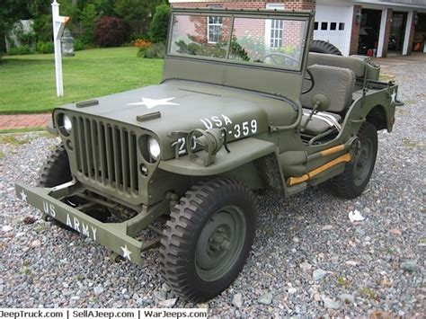 World War 2 Jeep For Sale World War Ii Jeep For Sale Autos Post