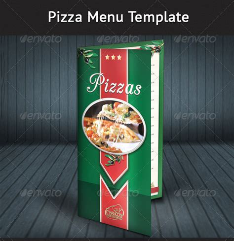 pizza menu template free pizza menu templates 31 free psd eps documents