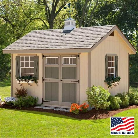 Ez Fit Sheds heritage shed kit ez fit sheds ohio for the home