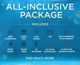 Vacation Packages Atlantis Bahamas All Inclusive Vacation Packages