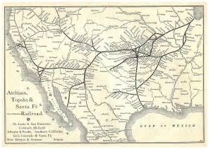 carson and colorado railroad map file santa fe route map 1891 jpg wikimedia commons